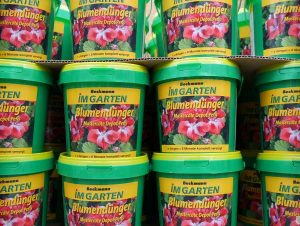 Blumendünger Mastercote Depot-Perls
