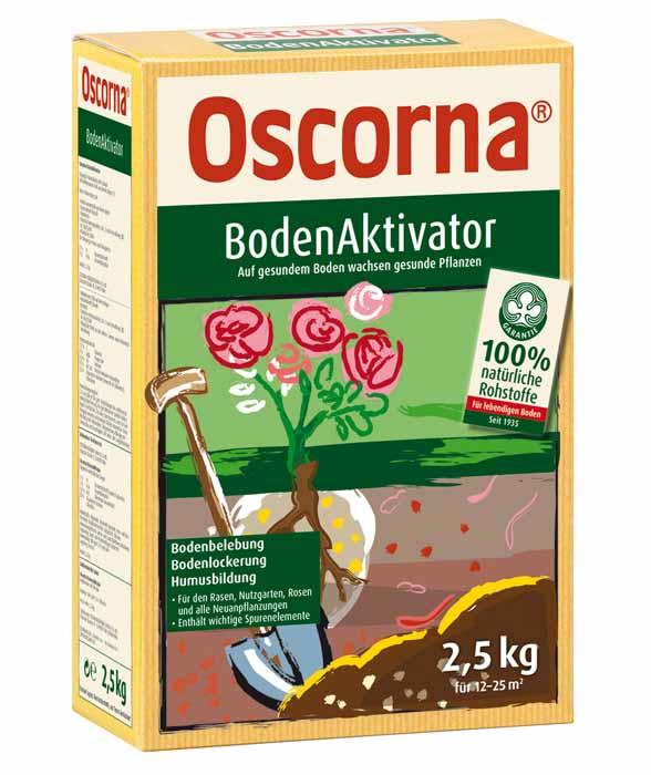 Oscorna® Bodenaktivator 2,5kg