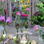 Geschmackvolle Frühlings-Floristik
