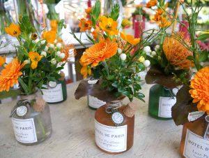 Floristik, dekorativ und kreativ