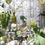Ostern in Frühlingsgrün