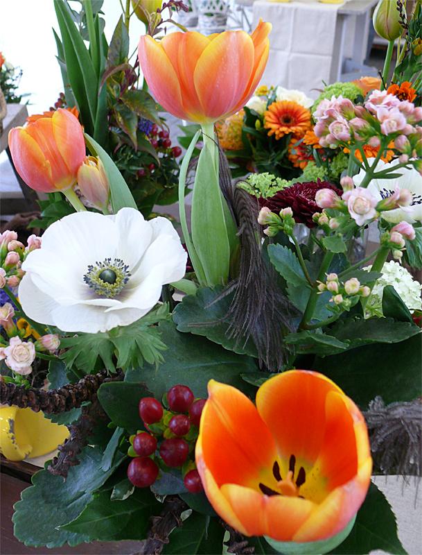 gute Laune Frühlingsstrauß