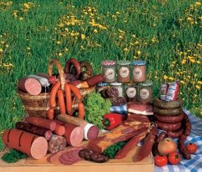 Fleisch und Wurst vom Landschlachthof Struppen