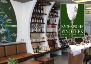 Sächsische Vinothek an der Frauenkirche